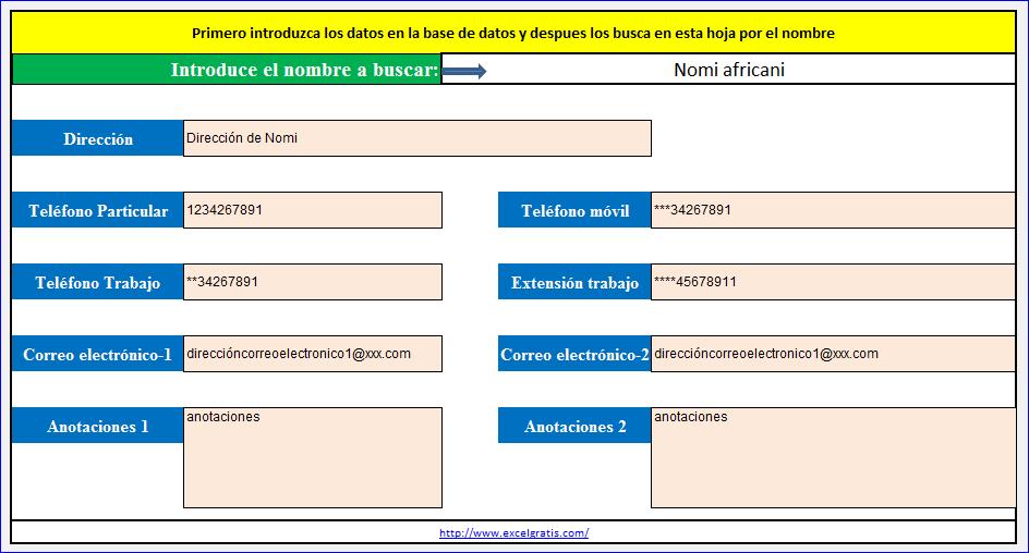 formato para directorio telefonico excel koni polycode co