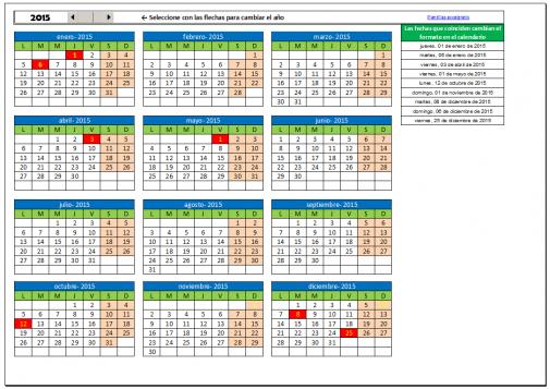 Plantilla calendario (imagen)